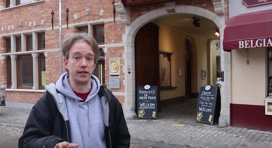 The Underground Pipeline Transporting Beer Across The City Of Bruges - Digg