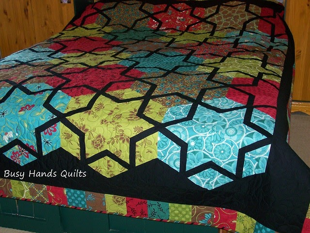 Busy Hands Quilts New Pictures Of Mrs Starlight A Queen