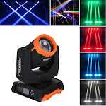 7r sharpy 230w rgbw dmx512 moving head stage light