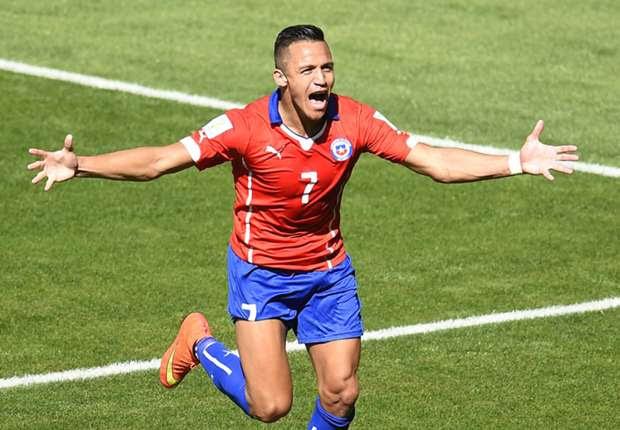 Arsenal line up £32m Alexis Sanchez bid
