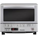 Panasonic FlashXpress Toaster Oven - 1300 W - 7.2 qt - Silver