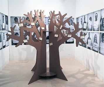 Sala del árbol de los deseos (ahora hay más).
