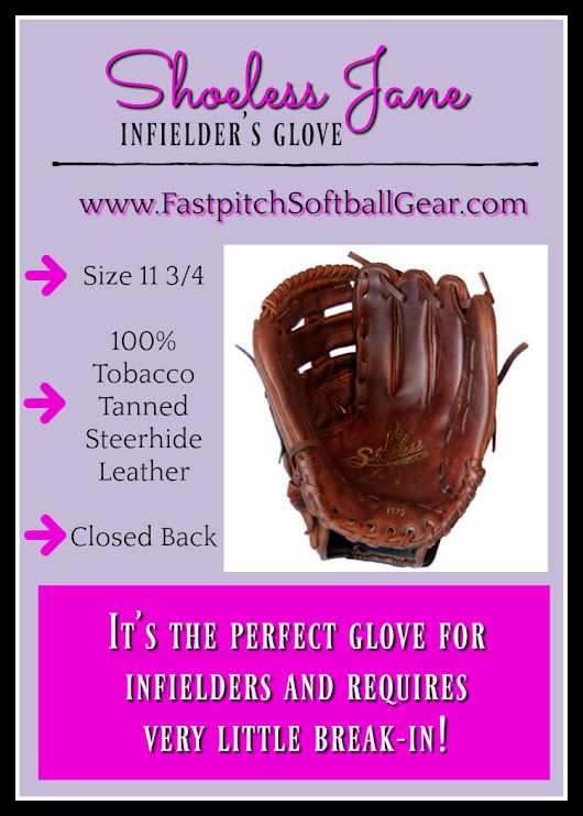The Ultimate Shoeless Jane 11 3/4 Infielders Glove Review