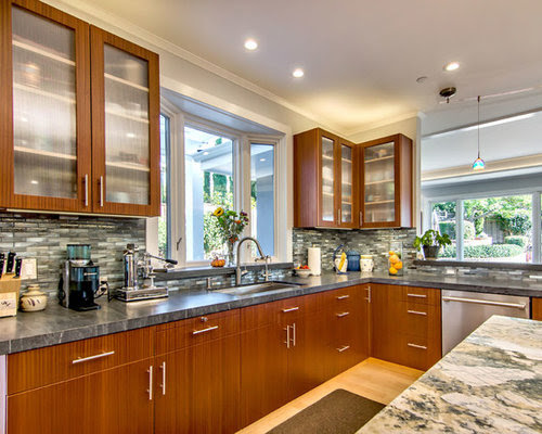 Kitchen Bay Window Home Design Ideas, Pictures, Remodel ...