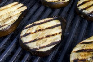 perfect grilled eggplant