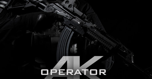 CLICK HERE to support AK Operator -The Modern Guide to a Legendary Rifle