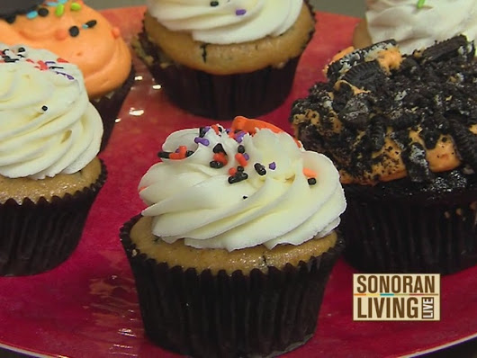RECIPES: Fall sweets from Kreative Kupcakes