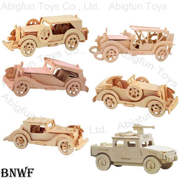 puzzle, car model, wooden model kits, wooden ship models, wooden toys