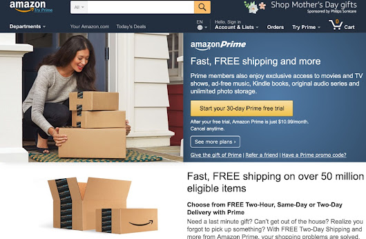 How Amazon Prime Is Becoming a Platform for Selling Services and Building Businesses