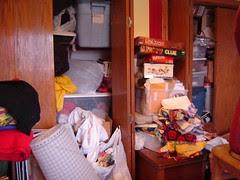 Jan 1 Closet of Crap