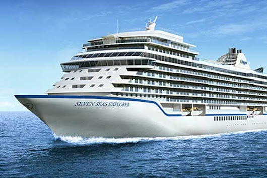 Regent places order for sixth all-suite ship
