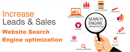 Website Search Engine Optimization -Digital Hub Solution