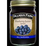 Dillman Farm 112 16 oz Blueberry Butter Spread - Pack of 6