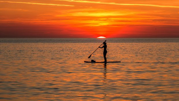 Top Eight Destinations For Paddle Boarding