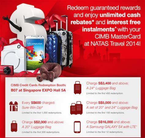 Natas Fair Credit Card Promotion