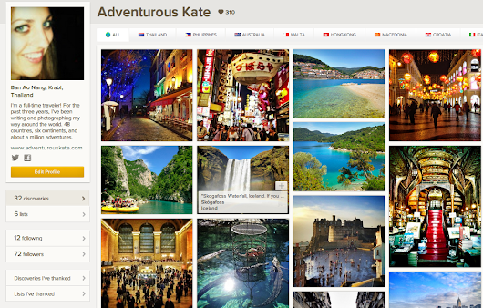 Trover — My New Favorite Travel App