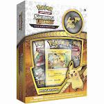 Pokemon TCG Pikachu Shining Legends Pin Collection