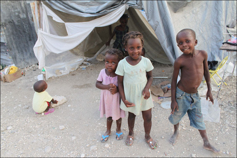 BBC News - Panorama - In pictures: Haiti's earthquake orphans