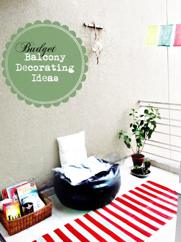 Balcony decorating ideas | Trumatter