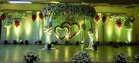 Wedding Stage Decoration in Neyveli   Block 24 Community
