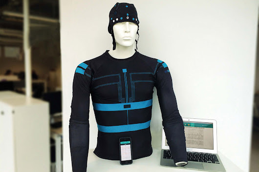 NHS could soon use smart outfit to diagnose epilepsy