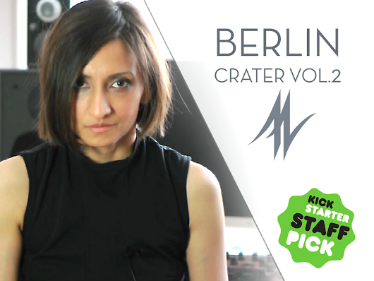 Android Lust - Berlin [Crater Vol.2] by Android Lust — Kickstarter