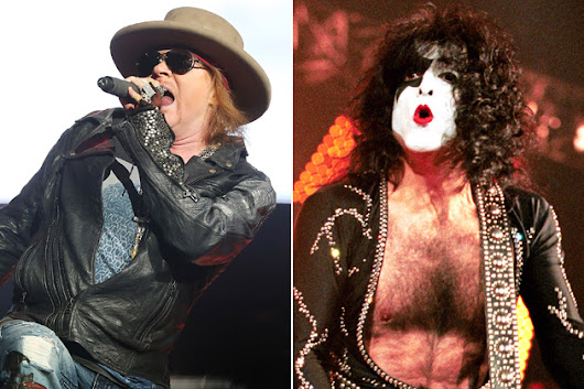 HELL AND HEAVEN FESTIVAL: Featuring GUNS N' ROSES AND KISS Reportedly Cancelled