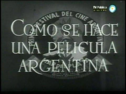 Cómo se Hace una Película Argentina (1948)