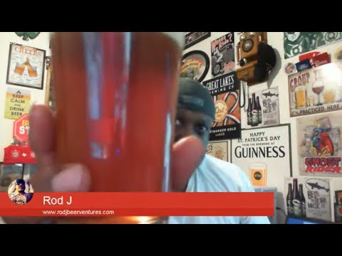 Anderson Valley Summer Solstice | Beer Review | 5% ABV
