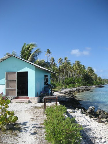 pearl farm lunch bldg, Fakarava