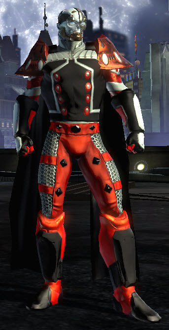 DC universe online psychotron cyborg