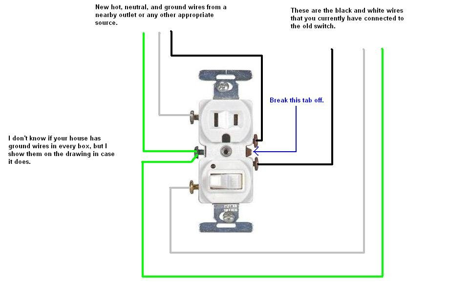 21 New Cooper Gfci Outlet Switch Wiring Diagram