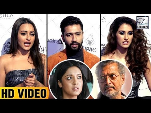 WATCH #Bollywood Celebrities Who Are SUPPORTING Tanushree Dutta AGAINST Nana PATEKAR #India #Controversy