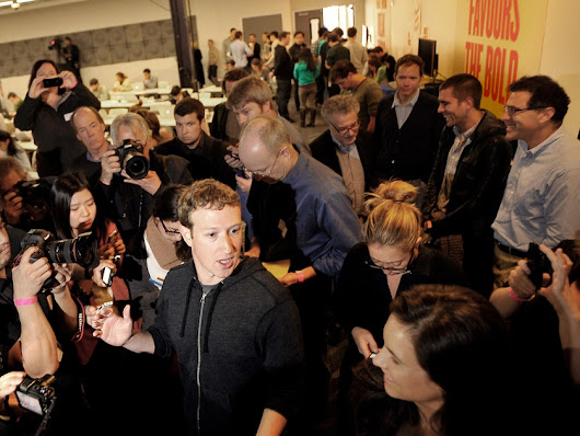 How Mark Zuckerberg Led Facebook's War to Crush Google Plus