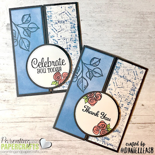 Celebrate You, Handmade Card