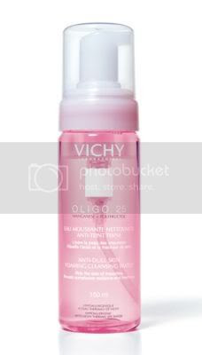 Vichy Oligo 25 Foaming Cleansing Face Wash