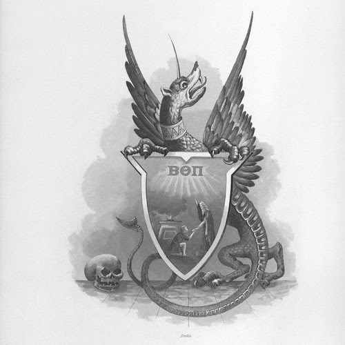 Beta Theta Pi 1884-1885 fraternity dragon (insight cornell)