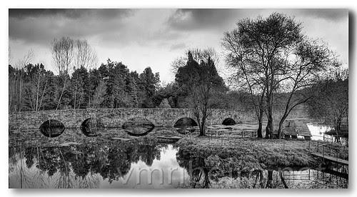 Ponte medieval do Marnel by VRfoto