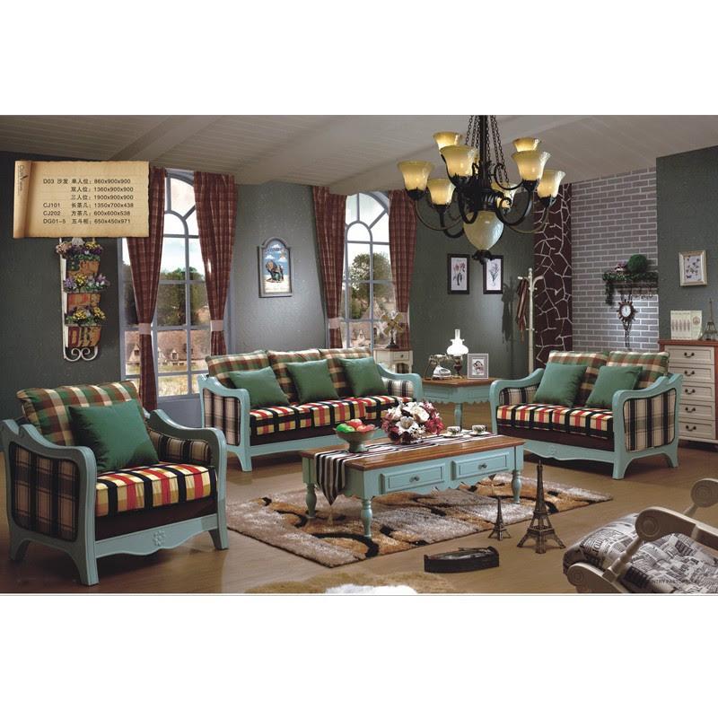 Rustic Living Room Furniture Sets - Modern House