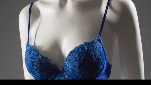 Mini-Tour of Exposed: A History of Lingerie