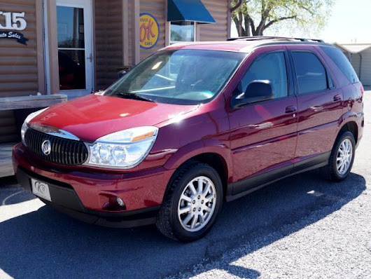 Used 2006 Buick Rendezvous CX for Sale in Derby KS 67037 K-15 Auto Sales