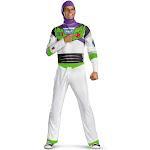 Buzz Light Year Mens Disney Costume - Standard (42-46)