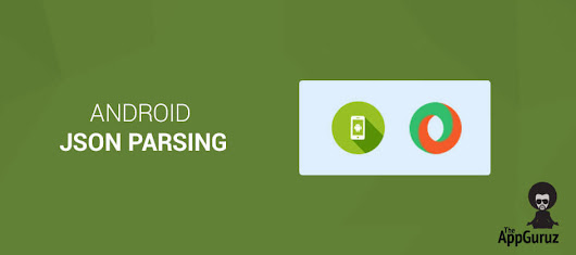 #Android - #Json Parsing #Tutorial