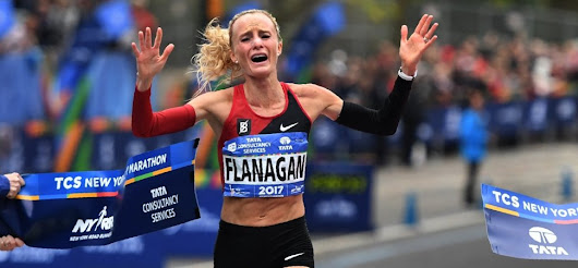 The First American Woman to Win the NYC Marathon in 40 Years Needed Just 3 Words to Reveal the Secret to Success