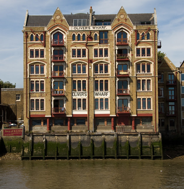 Oliver's Wharf, London