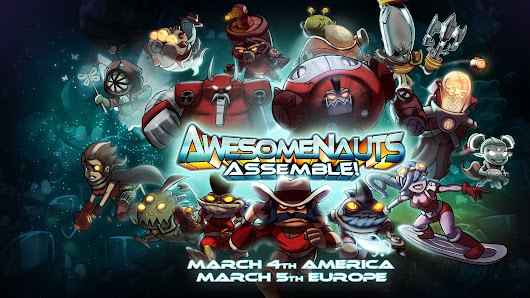 Ronimo Games Interview: Awesomenauts & Beyond - Worlds Factory