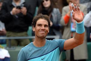 Spain's Rafael Nadal, seeded fourth, has been forced …