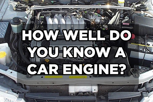 Can You Pass This Car Engine Quiz?