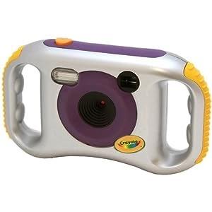 crayola appareil photo num rique pour enfant 5 1 mpix cran 1 5 m moire interne 100. Black Bedroom Furniture Sets. Home Design Ideas