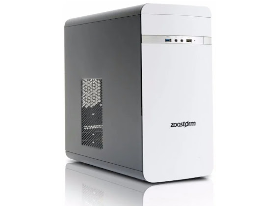 Win a Zoostorm EVOLVE Desktop PC Worth £539!